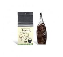 Biscotti con Latte fresco di Bufala al Cacao